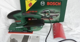 Bosch PSS 250 AE Schwingschleifer Test