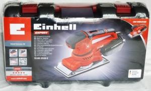 Einhell TE-OS 2520 E Schwingschleifer Test (1)