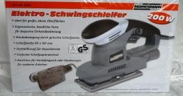 Mannesmann M12333 Schwingschleifer test (klein)